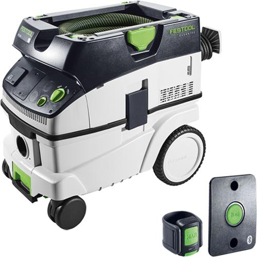 Festool CTL 26 E Wet & Dry L Class Bluetooth Dust Extractor 26L