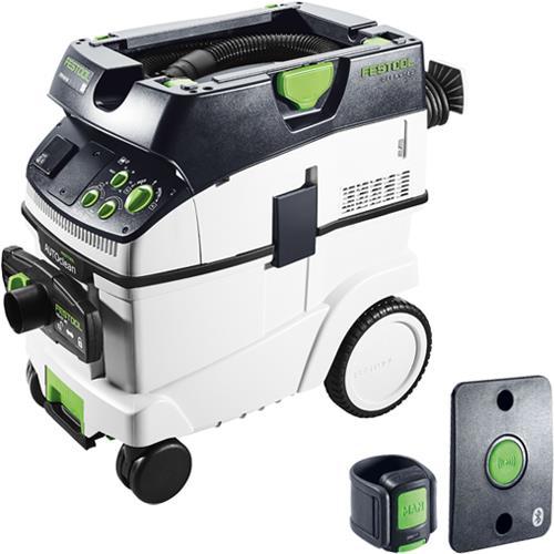 Festool CTM 36 E AC Wet & Dry M Class Bluetooth Dust Extractor