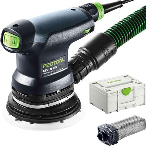 Festool ETS 125 250W 125mm Eccentric Sander
