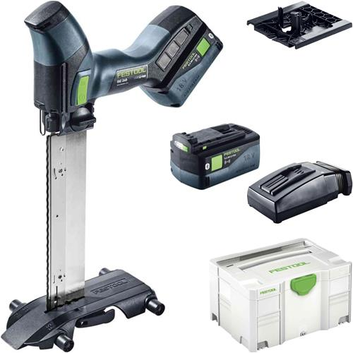 Festool ISC240 18V Insulation Saw (2x 5.2Ah Bluetooth, Systainer)