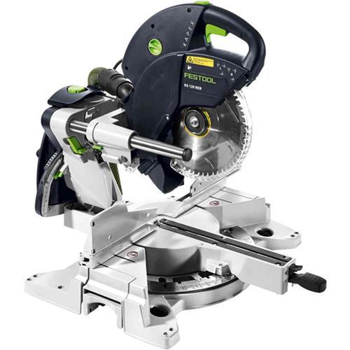 Festool KS120 1600W 260mm Sliding Compound Mitre Saw