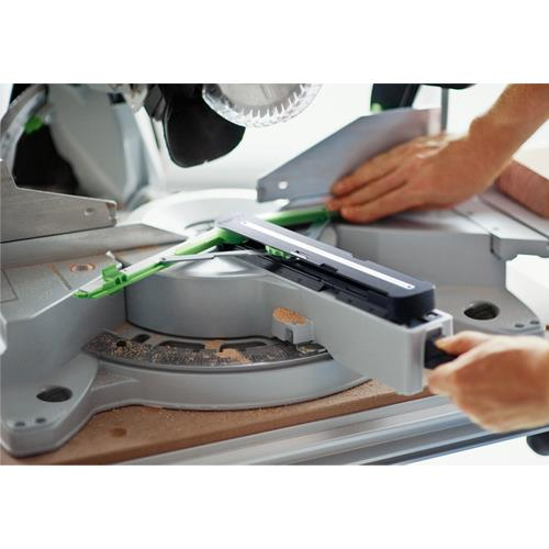 Festool KS120 1600W 260mm Sliding Compound Mitre Saw + Underframe