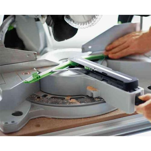 Festool KS120 1600W 260mm Sliding Compound Mitre Saw + Underframe