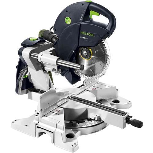 Festool KS 88 1600W 260mm Sliding Compound Mitre Saw