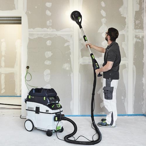 Festool Planex 2 Set: Drywall Sander & Extractor
