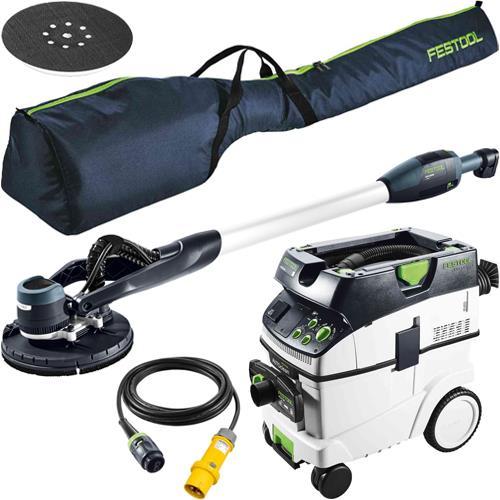 Festool LHS-E 225/CTM 36 Sander + Dust Extractor Kit