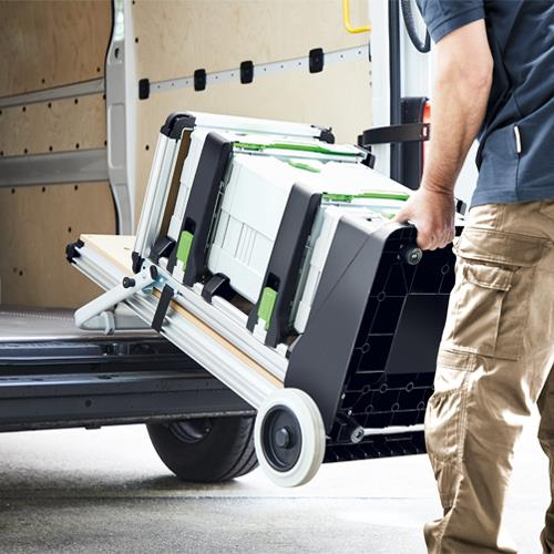 Festool Mobile Workshop (Workbench + Tool Box Transporter)