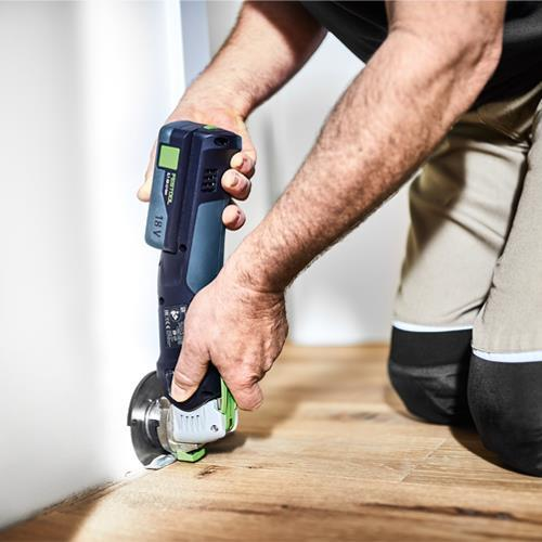 Festool OSC18 18V StarlockMax Multi-cutter Set (1x 4Ah High-power)