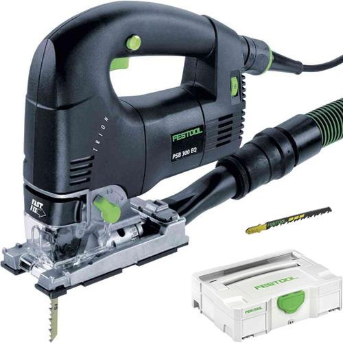 Festool PSB300 EQ-Plus Top Handle Jigsaw