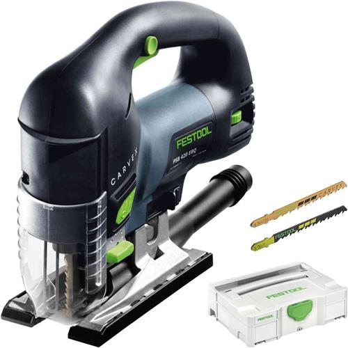 Festool PSB 420 EBQ Top-Handle Jigsaw