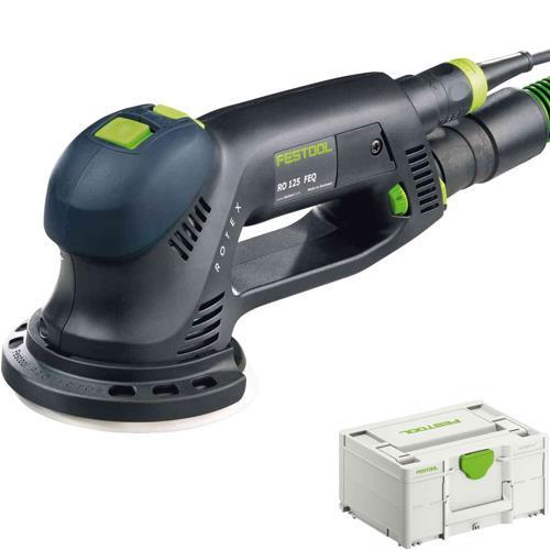 Festool RO 125 500W 125mm Eccentric Sander