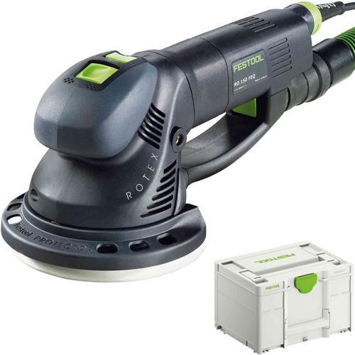Festool RO150 FEQ-Plus Eccentric Sander ROTEX