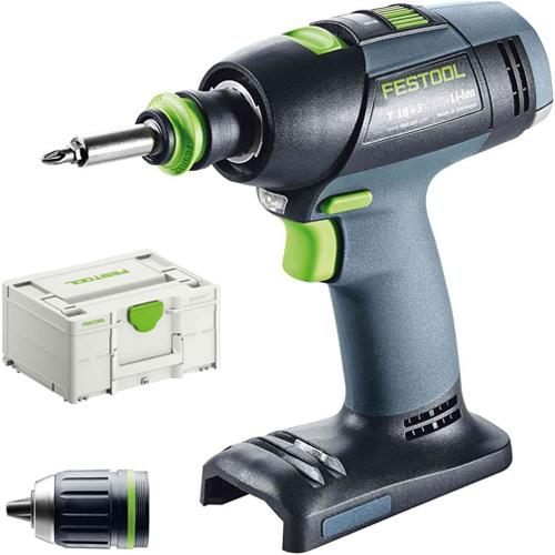 festool t18 3 brushless 18v drill driver body only in. Black Bedroom Furniture Sets. Home Design Ideas
