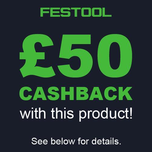 Festool TSC 55 18V Complete Kit OFFER (2x 5.2Ah Bluetooth)