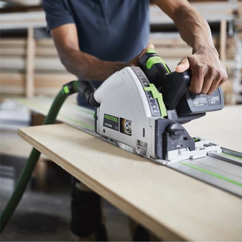 Festool TSC 55 18V Plunge Saw COMPLETE KIT (2x 6.2Ah Bluetooth)