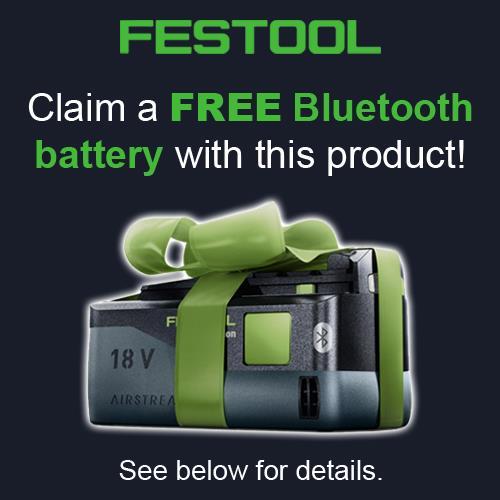 Festool TSC 55 18V Complete Kit OFFER