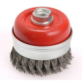 Faithfull Wire Cup Brush 65mm x M14