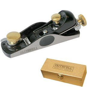 Faithfull Block Plane in Case