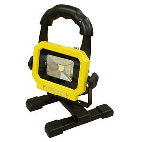 Faithfull 240v/Rechargeable COB LED Work Light