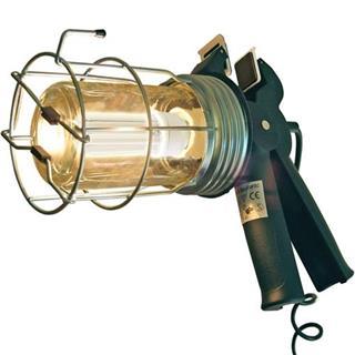 Faithfull Heavy-Duty Inspection Lamp 6W 5m