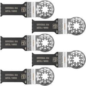 Fein Starlock Universal E-cut Multi-tool Blade 28x55mm (5pk)