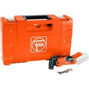 Fein AMM 500 Plus 18V StarlockPlus Multi-tool (Naked, Case)