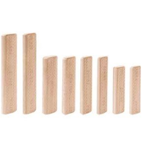 Festool 10x80mm Dominos Beech 150pcs