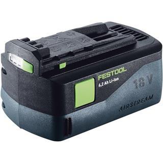 Festool 18V 6.2Ah AIRSTREAM Battery