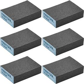 Festool Sanding Block 60G 69x98x26mm (6pk)