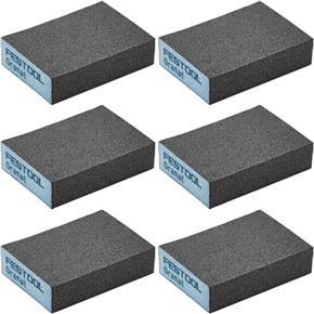 Festool 120G Sanding Blocks (6pk)