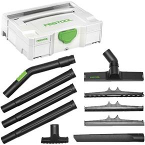 Festool Compact Cleaning Set for Dust Extractors (27/36mm Hose)