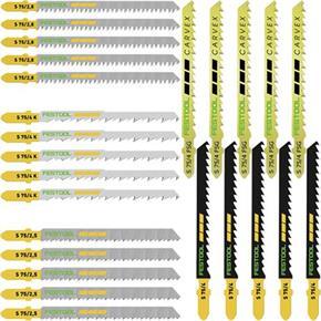 Festool Jigsaw Blade Set for Wood (25pcs)