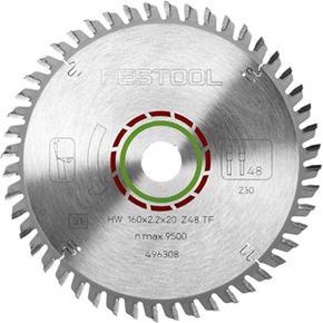 Festool TCT Sawblade  496308 160mm 48 Teeth