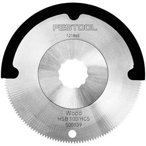 Festool 100mm HCS Multi-Cutter Saw Blade (Wood)