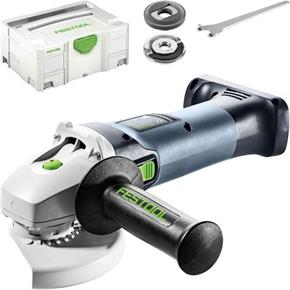 Festool AGC 18 18V 125mm Brushless Grinder (Naked)