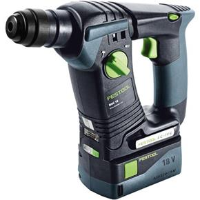 Festool BHC 18 Li 18V SDS-Plus Drill (5.2Ah)