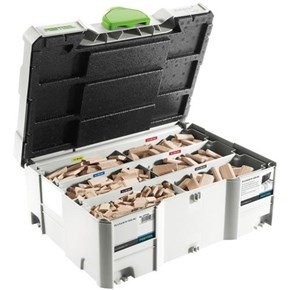Festool DOMINO Assortment for DF500 (1060pcs)
