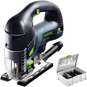 Festool PSB 420 EBQ Top Handle Jigsaw + Accessories
