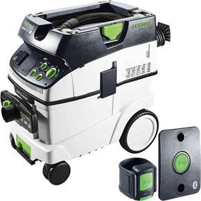Festool CTM 36 E AC Wet & Dry M Class Bluetooth Dust Extractor 36L