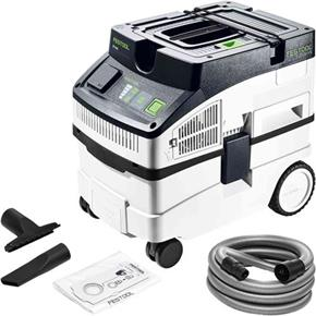 Festool CT 15 15L Wet & Dry Dust Extractor 240v