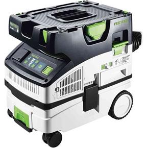 Festool CTL MINI Wet & Dry L Class Bluetooth Dust Extractor 10L