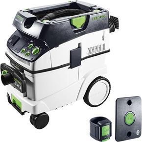Festool CTM 36 E AC Wet & Dry M-class Bluetooth Dust Extractor