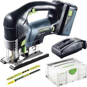 Festool PSBC 420 18V Brushless Jigsaw (1x 5.2Ah Bluetooth)