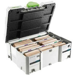 Festool D12/D14 DOMINO XL Assortment