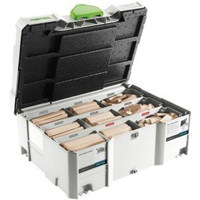 Festool D8/D10 DOMINO XL Assortment