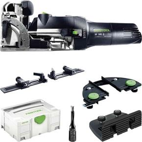 Festool DF500Q-SET Domino Jointing Machine Kit 240v