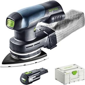 Festool DTSC 400 18V/240V Sander (Naked) *PROMO* with 3.1Ah Battery
