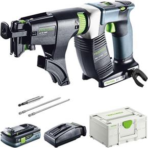 Festool DWC 18-4500 18V Brushless Screwdriver (1x 4Ah High-power)