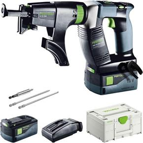 Festool DWC 18-4500 Drywall Screwdriver (5.2Ah)
