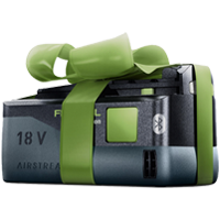 Festool FREE Battery Offer